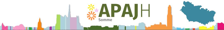 Site de l'APAJH de la Somme