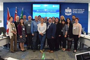 photo d'accueil Conseil Scolaire est Ontarien